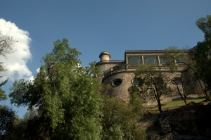 Bosque de Chapultepec 29 - Castillo de Chapultepec