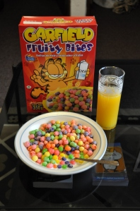 Garfield Fruity Bites