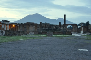Pompeii and Vesuvius