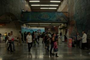 Metro Tacubaya 2