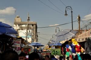Street market near Centro 3