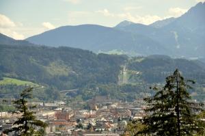 Alpenzoo 14 - view of Innsbruck
