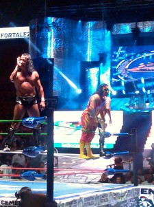 Lucha Libre 7 - from cell phone