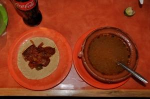 Barbacoa lunch 1