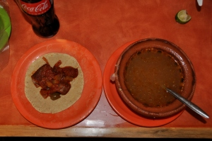 Barbacoa lunch 1