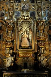 Museo Nacional de Virreinato 11 - Domestic Chapel
