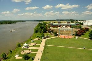 Arkansas River crossing 1