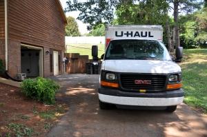 Unloading day 1