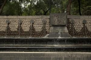 Chapultepec Seccion 1a-35 - Fuente de Nezahualcoyotl