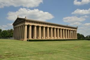Centennial Park and Parthenon 4