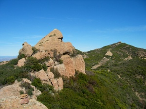 Inspiration Point - Sandstone Peak 2