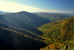 GSMNP 121 - Chimney Tops summit
