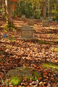 GSMNP 72 - Trentham Cemetery
