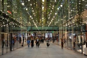 Munich arcade