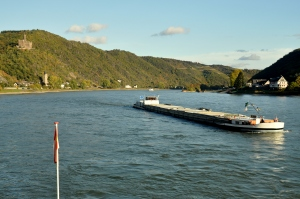 Rhine River cruise 45