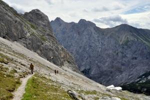 Zugspitze hike 59