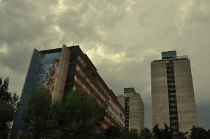 Around Tlatelolco 2