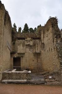 Herculaneum 54 - Corinthian atrium house