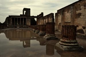 Pompeii 13 - basilica