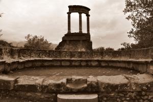 Pompeii 60 - Sepia tone