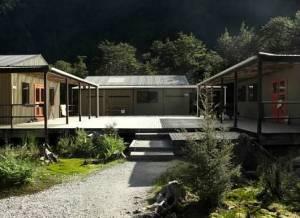 Day 1 MT-4 hut