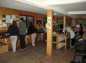 Day 2 MT 11 - hut kitchen