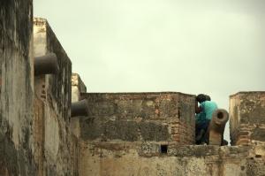 Afternoon wall walk 14