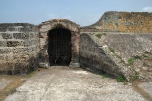 Getsemani wall walk 11