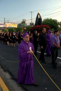 Avenida La Revolucion and Semana Santa 49