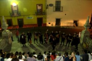 Callejoneada 7 - Universidad de Guanajuato