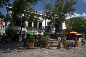 Plazuela de San Fernando 1