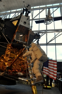 Air and Space Museum 3 - Apollo lunar module