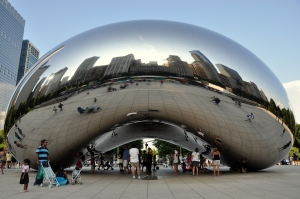 Millennium Park 6 - Cloud Gate