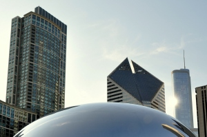 Millennium Park 8 - Cloud Gate