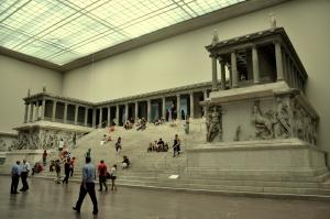 Pergamon Museum 9 - Pergamon Altar