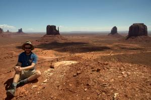 Mesa Rim Trail 13