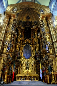 Catedral Metropolitana 8 - Altar of the Kings