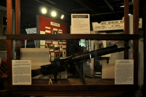 Museum of Appalachia 15 - WWI Light Machine Gun