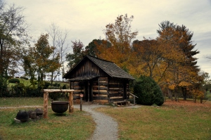 Museum of Appalachia 72 - Arnwine Cabin - on Ntl Register of Historic Places