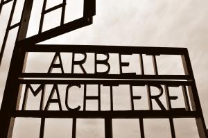 Sachsenhausen 32 - Sepia tone