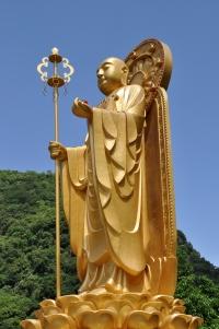 Tienhsiang 63 - Earth Store Buddha