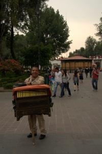 Coyoacan 17 - Plaza Hidalgo