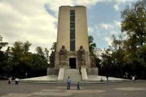 Parque de la Bombilla 2 - Monumento a Alvaro Obregon