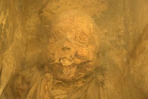 Templo y Museo del Carmen 15 - crypt