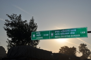 Attari-Wagah border 2