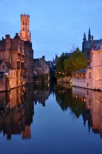 Bruges canal 13