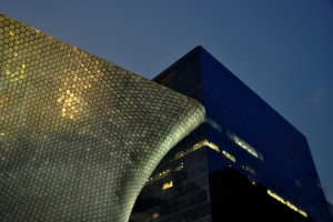 Museo Soumaya and Plaza Carso 2