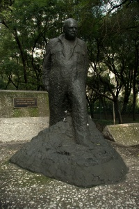 Polanco 9 - Winston Churchill statue