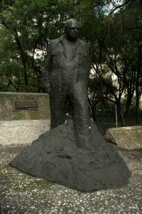 Polanco 9 - Winston Churchill statue