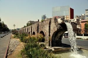 Avenida Chapultepec aqueduct 5